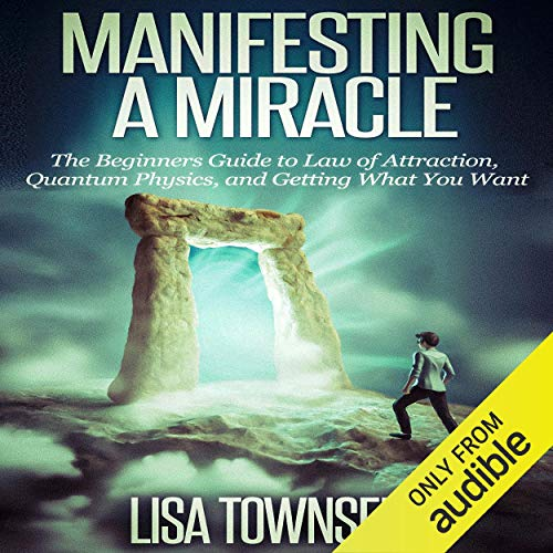 Manifesting a Miracle audiobook cover art