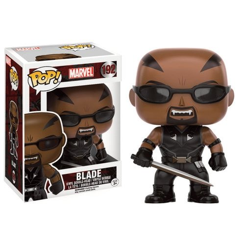 Funko 11138 - Marvel Comics, Pop Vinyl Figure 192 Blade