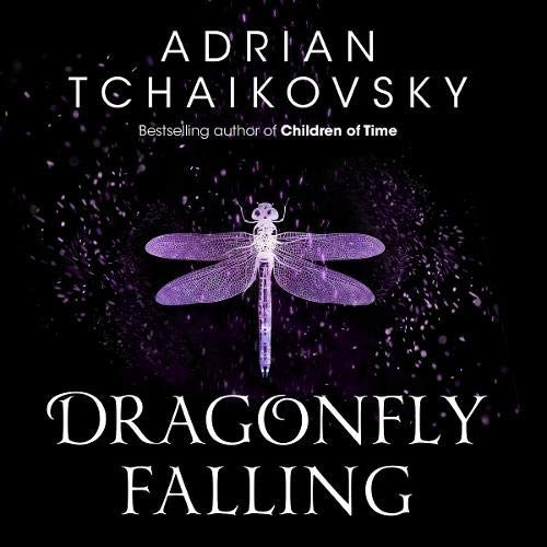 Dragonfly Falling cover art