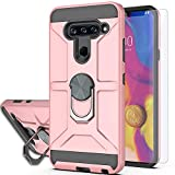 YmhxcY Phone Case Compatible with LG V40/V40 ThinQ Case with HD Screen...