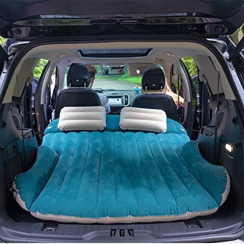 FEE-ZC Houd Warm Auto Luchtmatras, Wagon Camping Air Bed Mobiele Kussen, Outdoor Luchtmatras, Multi kleuren Trampoline (Kleur : A)