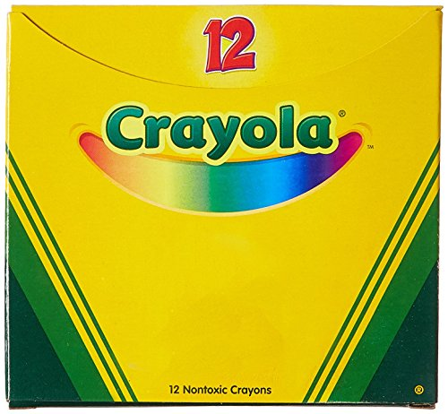 Crayola 52-0836-010 Single-Color Crayon Refill, 5/16' x 3-5/8' Size, Standard, Pink
