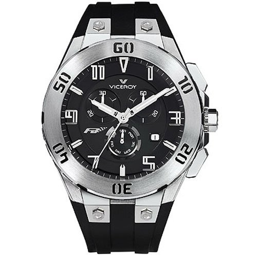 Reloj Viceroy Fernando Alonso 47677-15 Hombre Negro