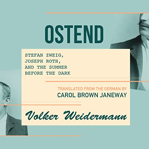 Ostend audiobook cover art