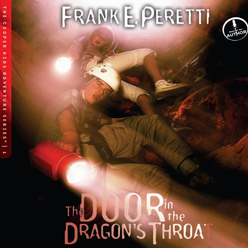 The Door in the Dragon's Throat audiobook cover art