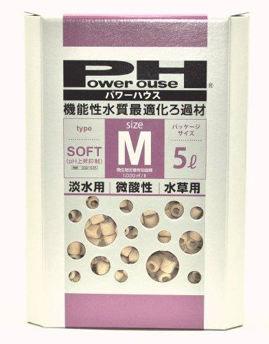 パワーハウス ソフトタイプ Mサイズ 5L