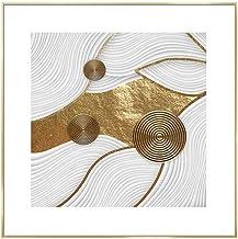 HEZHANG Nowoczesny minimalistyczny salon tło dekoracja ścienna obraz abstrakcyjny przejście korytarz ganek mural hotel wis...
