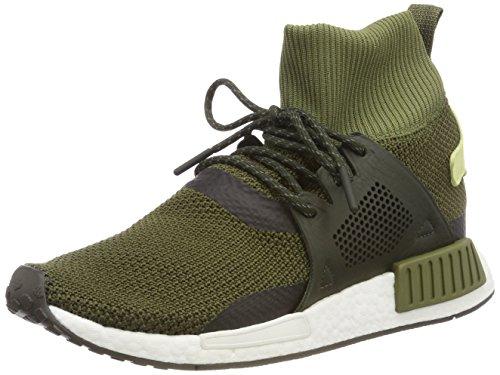 adidas NMD_xr1 Winter, Scarpe da Fitness Uomo, Verde (Carace/Carnoc/Tiesom 000), 43 1/3 EU