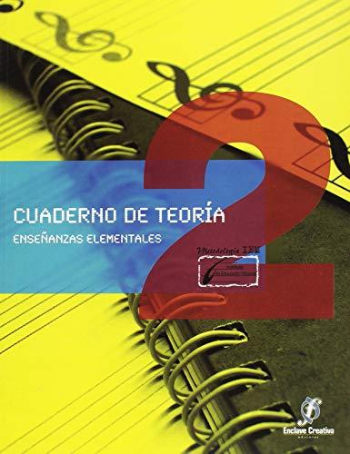 Cuaderno de Teoria 2º (Grado Elemental) (Lopez/Molina)