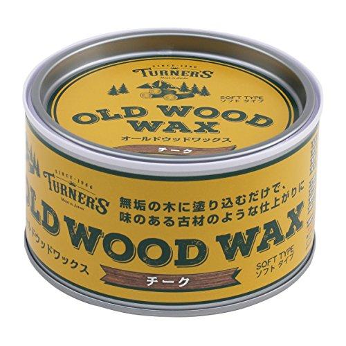ターナー色彩 オールドウッドワックス 350ml チーク OW350005