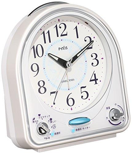 ピクシス 目覚まし時計 NR435W