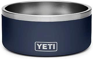 YETI Boomer 8 Stainless Steel, Non-Slip Dog Bowl