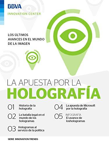 Ebook: La apuesta por la holografía (Innovation Trends Series) eBook: BBVA Innovation Center, Innovation Center, BBVA: Amazon.es: Tienda Kindle