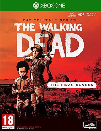 Xbox One Walking Dead The Final Season - The Telltale Series