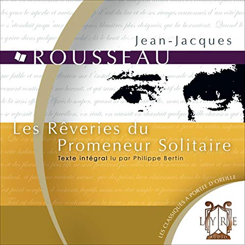 Les Rêveries du Promeneur Solitaire  By  cover art