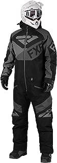 FXR Mens Fuel FX Monosuit (Black/Charcoal/Gray - 3X-Large)