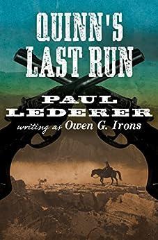 Quinn's Last Run by [Paul Lederer]