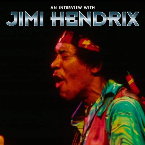 Jimi Hendrix audiobook cover art
