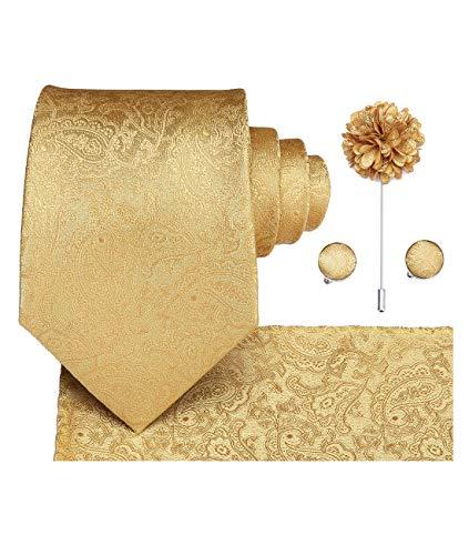 Dubulle Gold Tie...