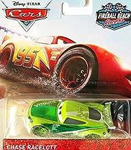 Disney Cars Chase Racelott Diecast 1:55 Scale Fireball Beach Racers Edition