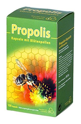 Propolis Kapseln 100 St.