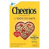 Cheerios Breakfast Cereal - 12oz (340g) - General Mills [並行輸入品]