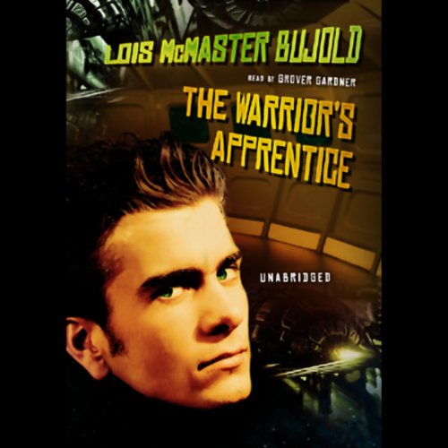 The Warrior's Apprentice cover art