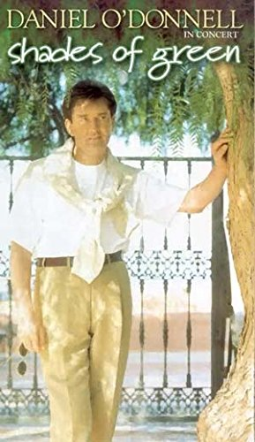 Daniel O'Donnell-Shades of Green [Reino Unido] [VHS]