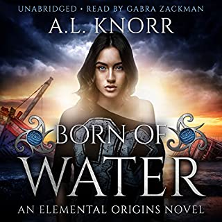 Born of Water: An Elemental Origins Novel cover art