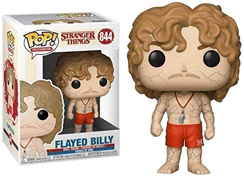 ZSDD Figura Coleccionable Pop! Stranger Things # 844 Flayed Billy