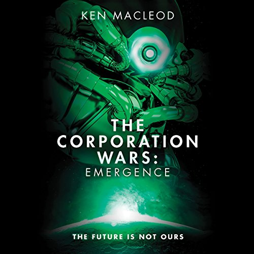 The Corporation Wars: Emergence cover art