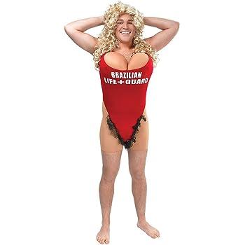 Anita WAXIN ADULTS COSTUME ONE SIZE (disfraz): Bristol Novelty ...