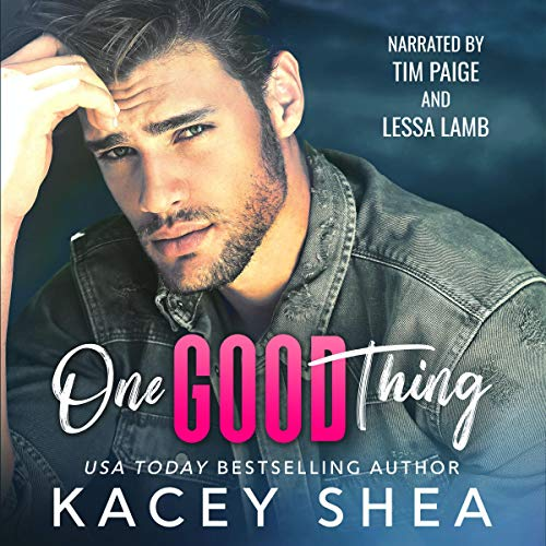One Good Thing cover art