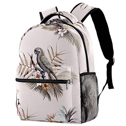Mochila escolar con diseño de unicornio para perro, mochila de viaje, para mujeres y hombres