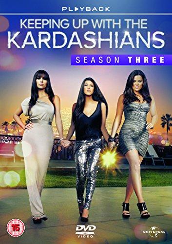 Keeping Up With The Kardashians - Season 3 [UK Import]