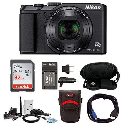 Nikon Coolpix A900 Digital Camera with...