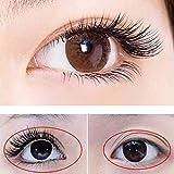 10ML Portable Size Women Eyelash Growth Moisturizing Essence Liquid Eyelash Enhancer Longer Thicker Liquid black
