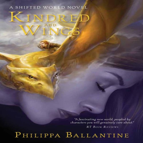 Kindred and Wings audiobook cover art