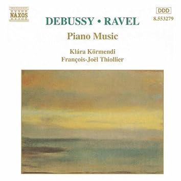 DEBUSSY / RAVEL : Piano Music