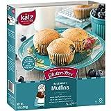 Katz Gluten Free Blueberry Muffins | Dairy, Nut, Soy and Gluten Free |...