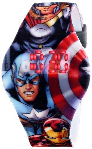 Marvel Kids' AVG1517 The Avengers Digital Watch
