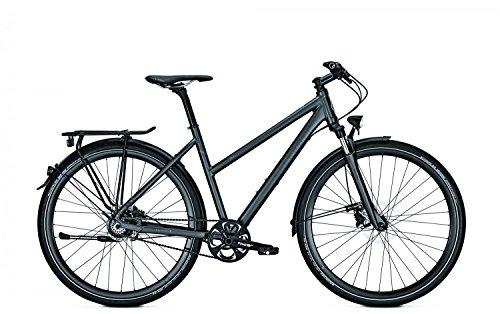 Citybike Kalkhoff Fitness ENDEAVOUR 14 14G Rohloff 28 Zoll Damen Trapez, Rahmenhöhen:45;Farben:Magicblack