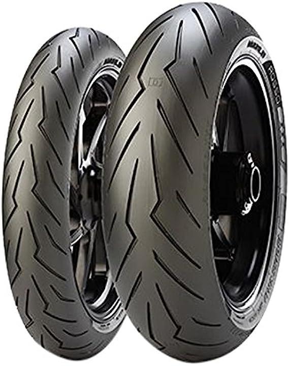 Pneumatico moto pirelli diablo rosso 3  B01C78DCIY