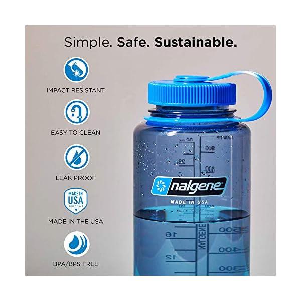 Nalgene Leak Proof Everyday Unisex Outdoor Camping Water Bottle