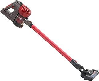 Festnight Aspirador sin Cable Aspiradora de Mano sin Cable Multicicl?nica Aspiradoras Hogar sin Cable 2 en 1 Rojo y Negro 120 W