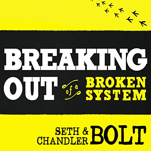 Breaking Out of a Broken System audiobook cover art