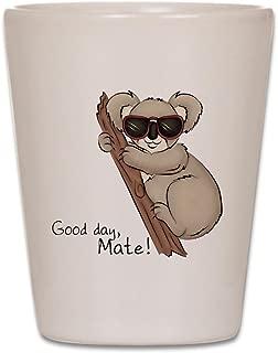 CafePress Koala Shot Glass, Unique and Funny Shot Glass