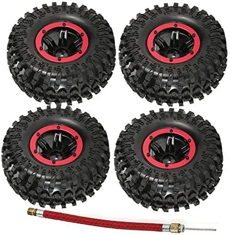 LAFEINA RC Air 25%OFF Pneumatic Tyre 2.2 Beadlock Wheel Inflat Rim Inch 国際ブランド