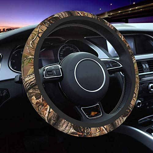 jeep camo steering wheel cover - 7