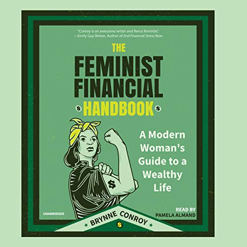 The Feminist Financial Handbook audiobook cover art